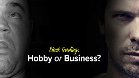 Stock Trading: Hobby or Business?