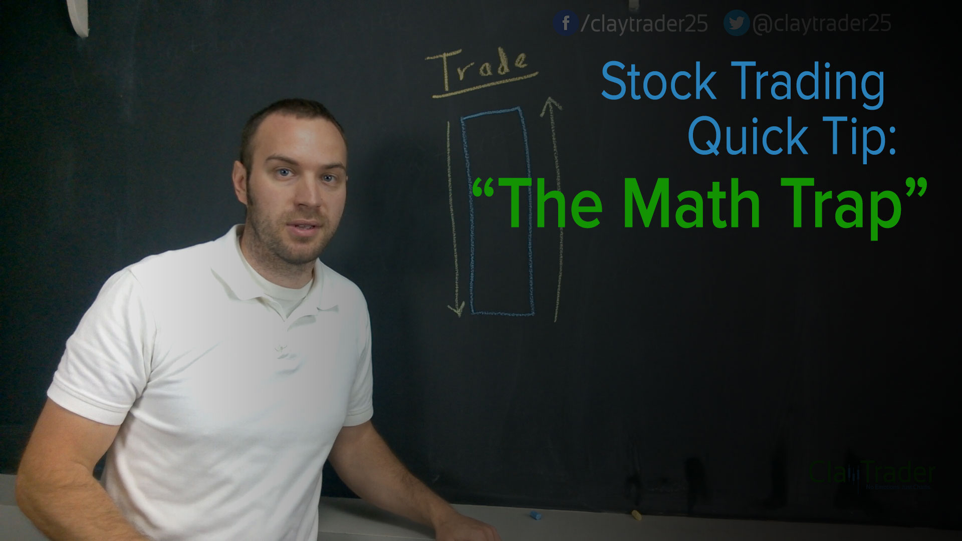 Stock Trading Quick Tip: The Math Trap
