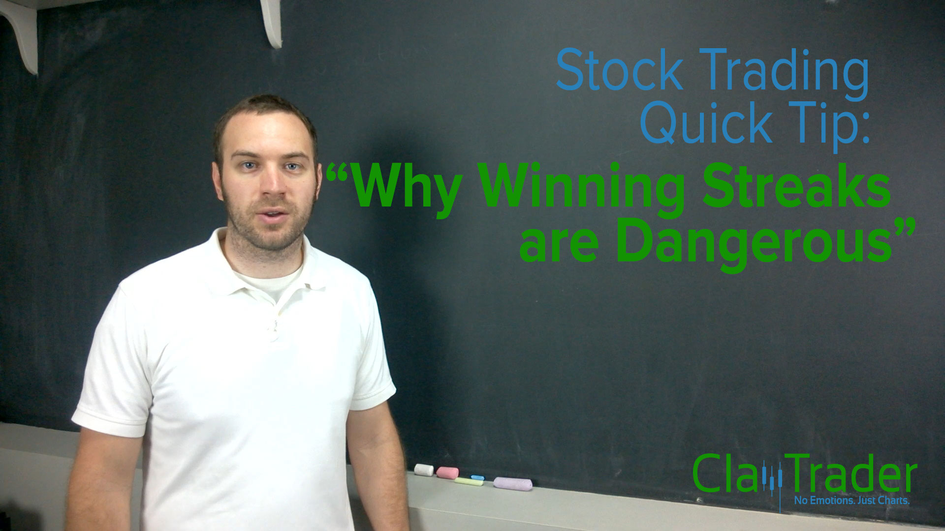 "Stock Trading Quick Tip: ""Why Winning Streaks are Dangerous"""