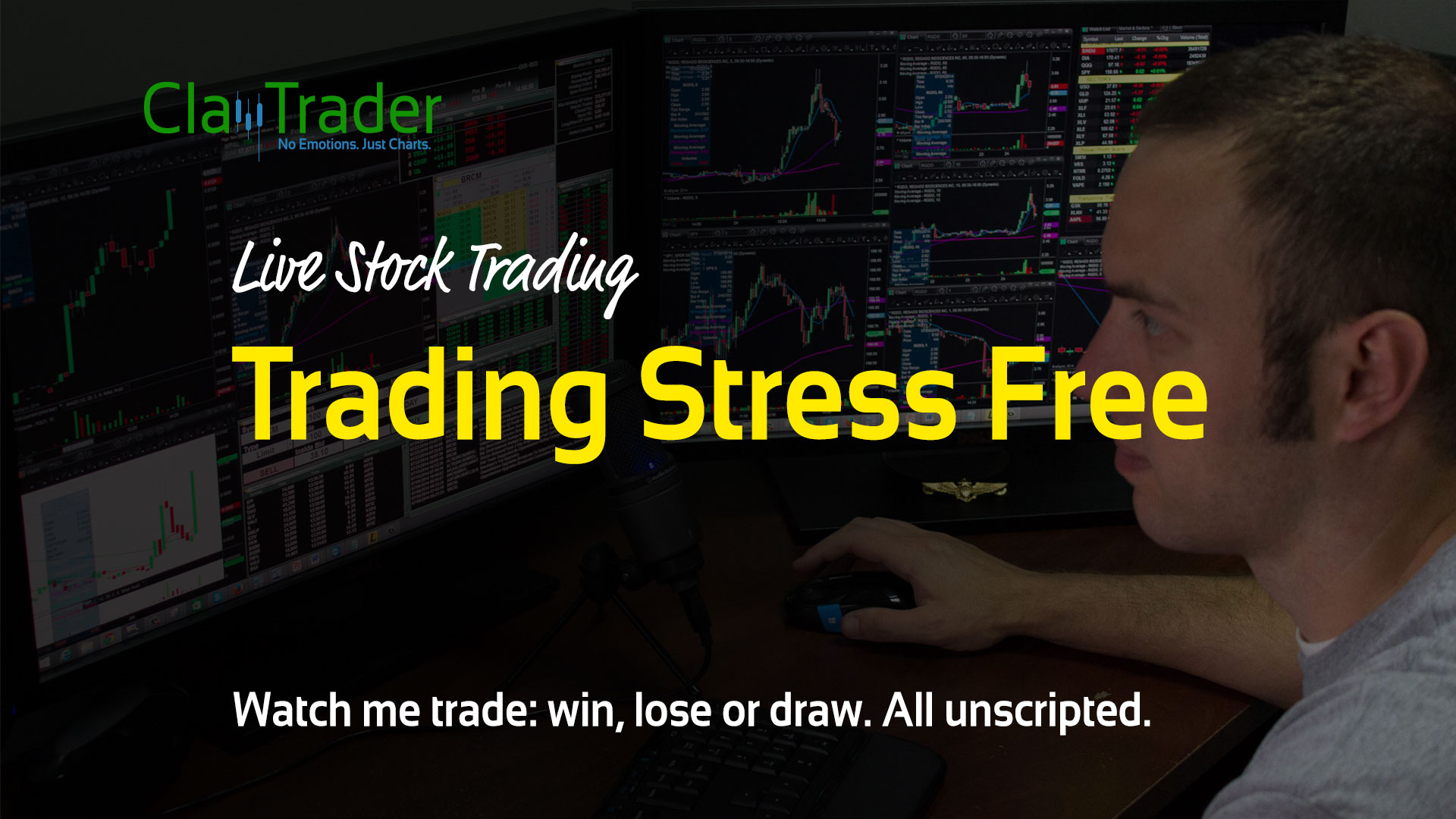 Live Stock Trades - Trading Stress Free