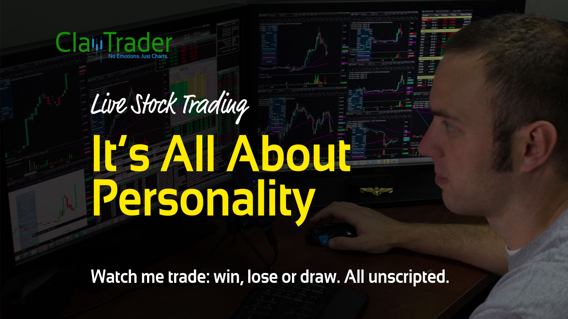 Live Stock Trading - It's All About Personality
