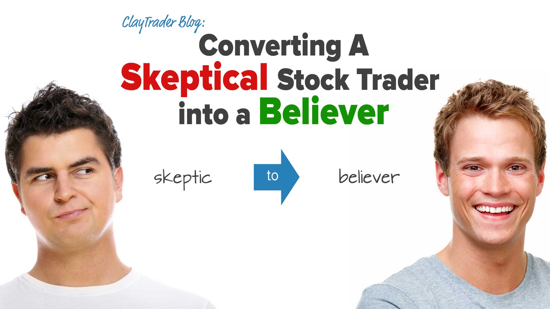 Skeptic To Believer