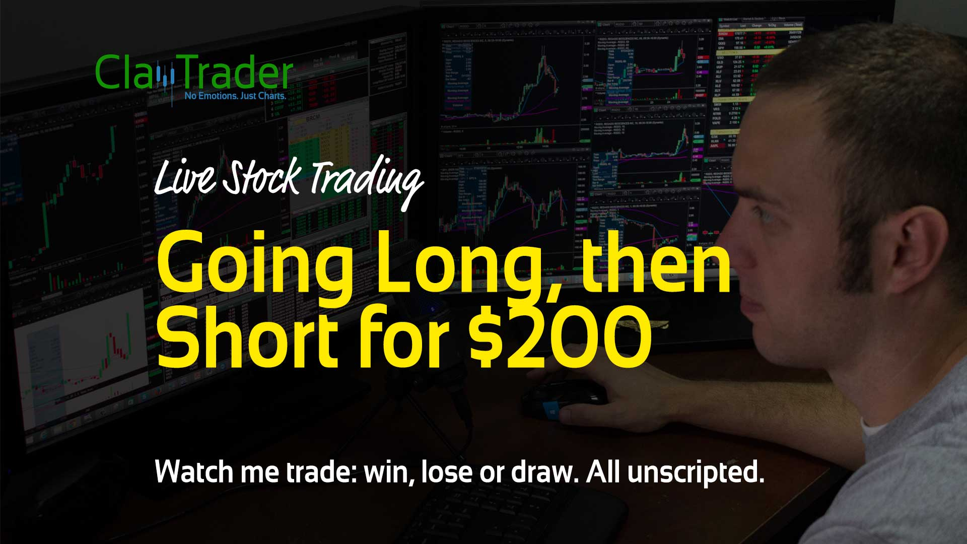 Short-selling a stock, or 'going short'