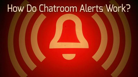 How Do Stock Trade Chatroom Alerts Work?