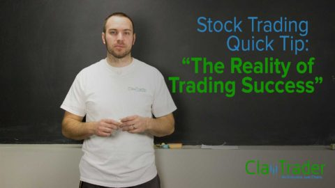 Stock Trading Quick Tip - The Reality of Trading Success