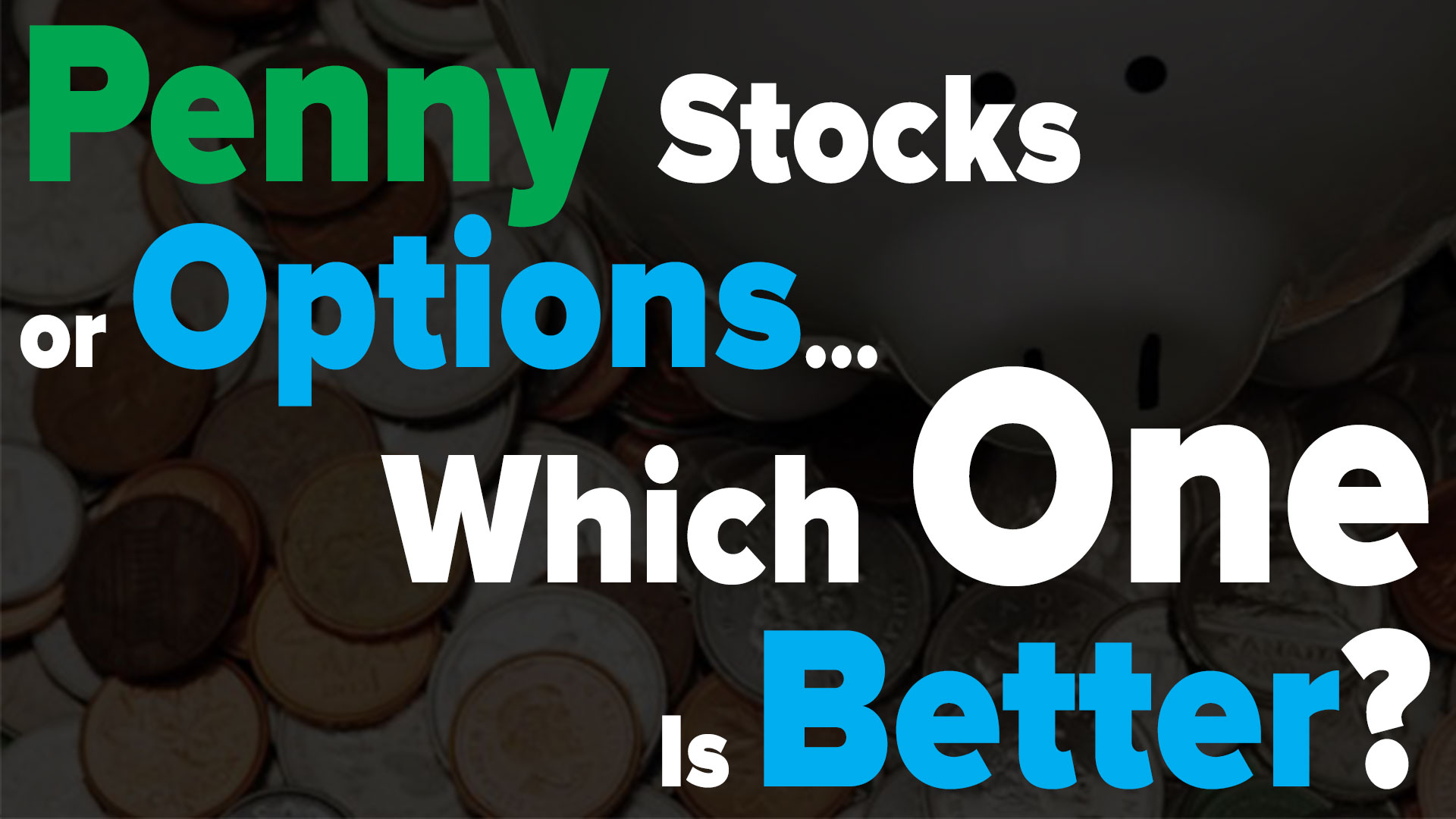 Penny stocks vs binary options