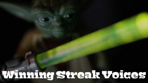 Winning Streak Voices