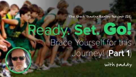 STR 025: Ready. Set. Go! Brace Yourself for this Journey! Part 1