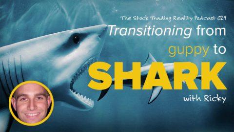 STR 029: Transitioning from Guppy to Shark