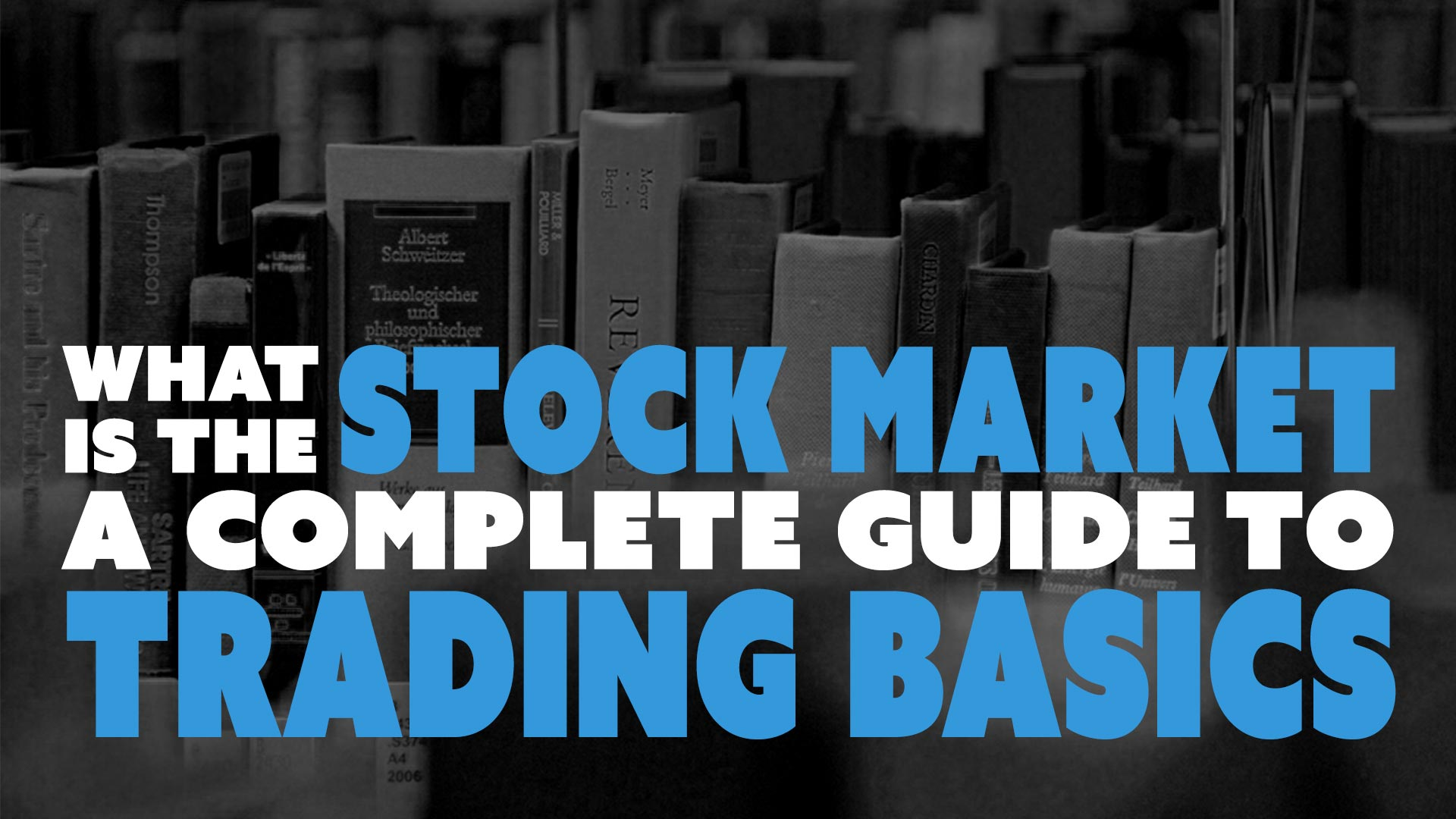 A Beginner's Guide to Online Stock Trading - The Balance