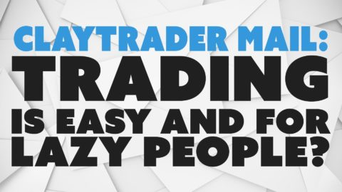Trading is Easy and for Lazy People?