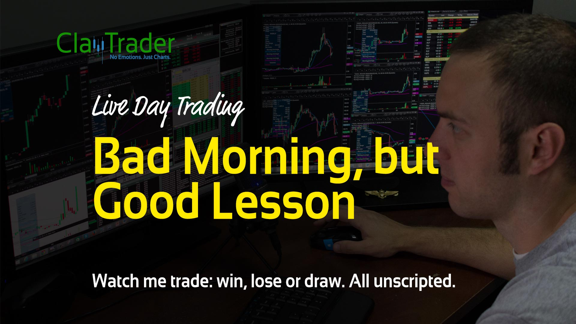 bad morning  but good lesson