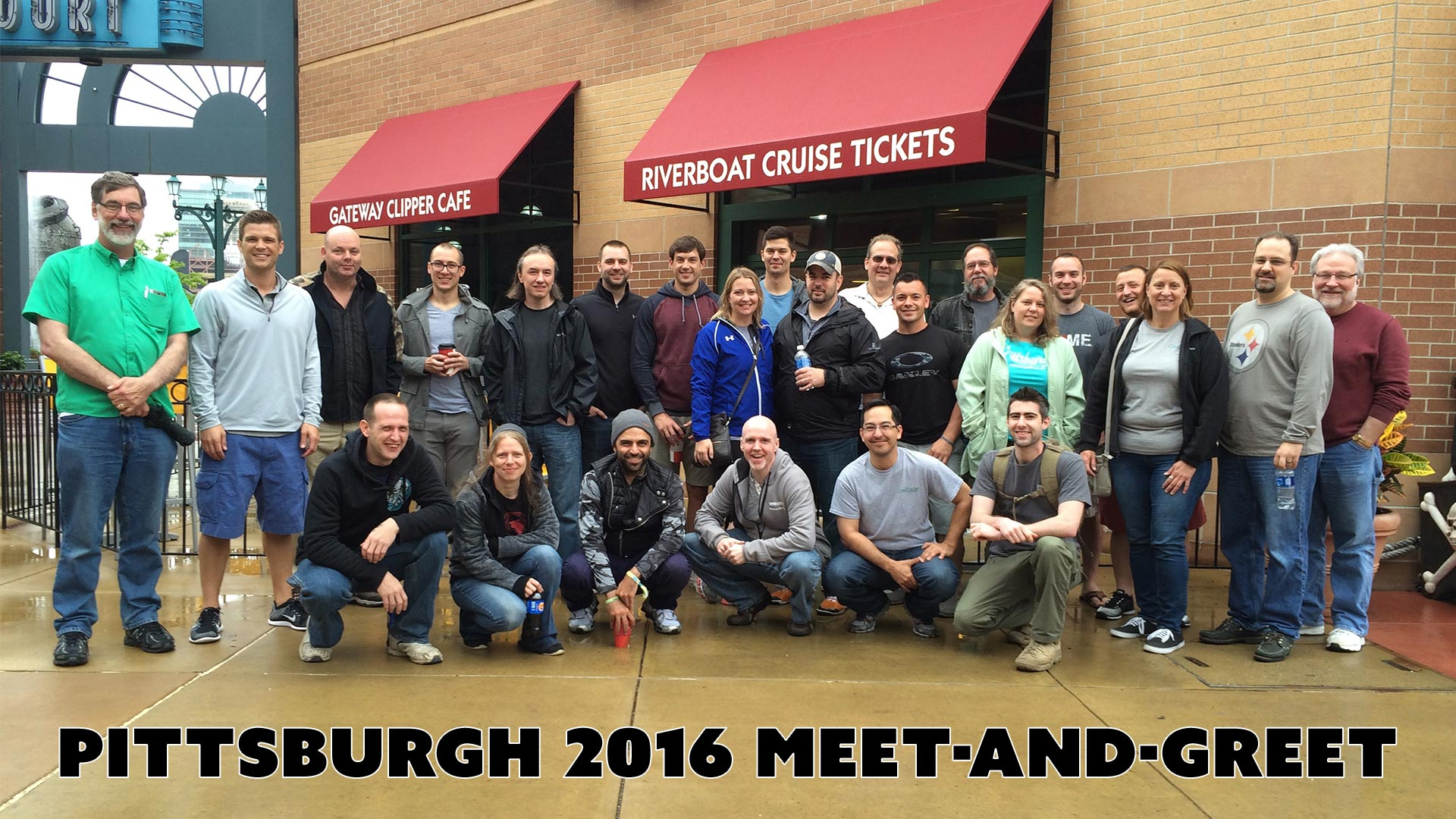 Pittsburgh 2016 Meet And Greet