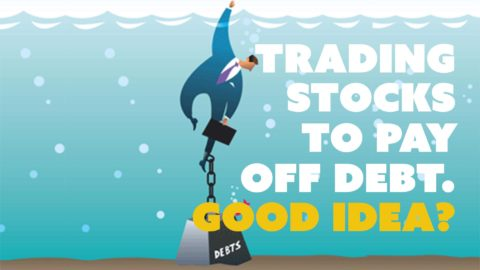 Trading Stocks to Pay Off Debt. Good Idea?