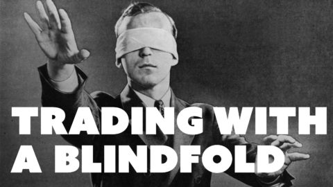 Trading with a Blindfold