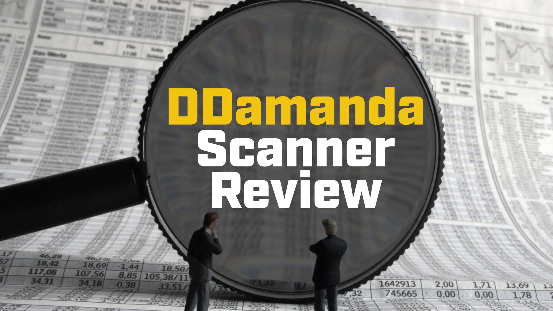 DDamanda Scanner Review