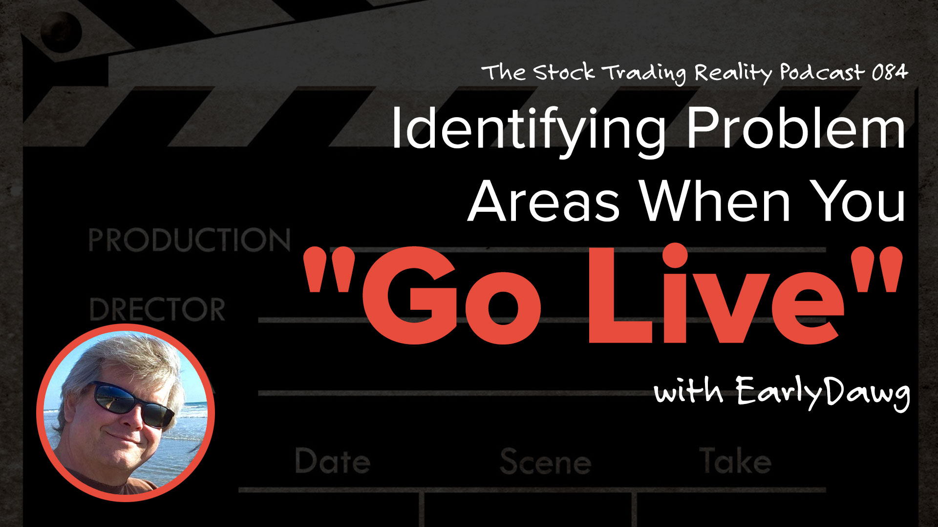 """STR 084: Identifying Problem Areas When You """"Go Live"""""""