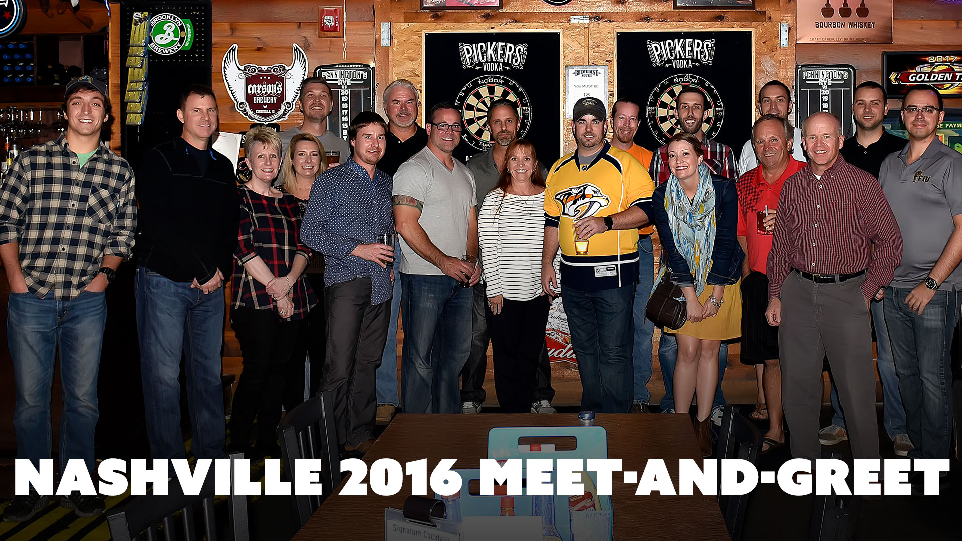 Nashville 2016 Meet-and-Greet