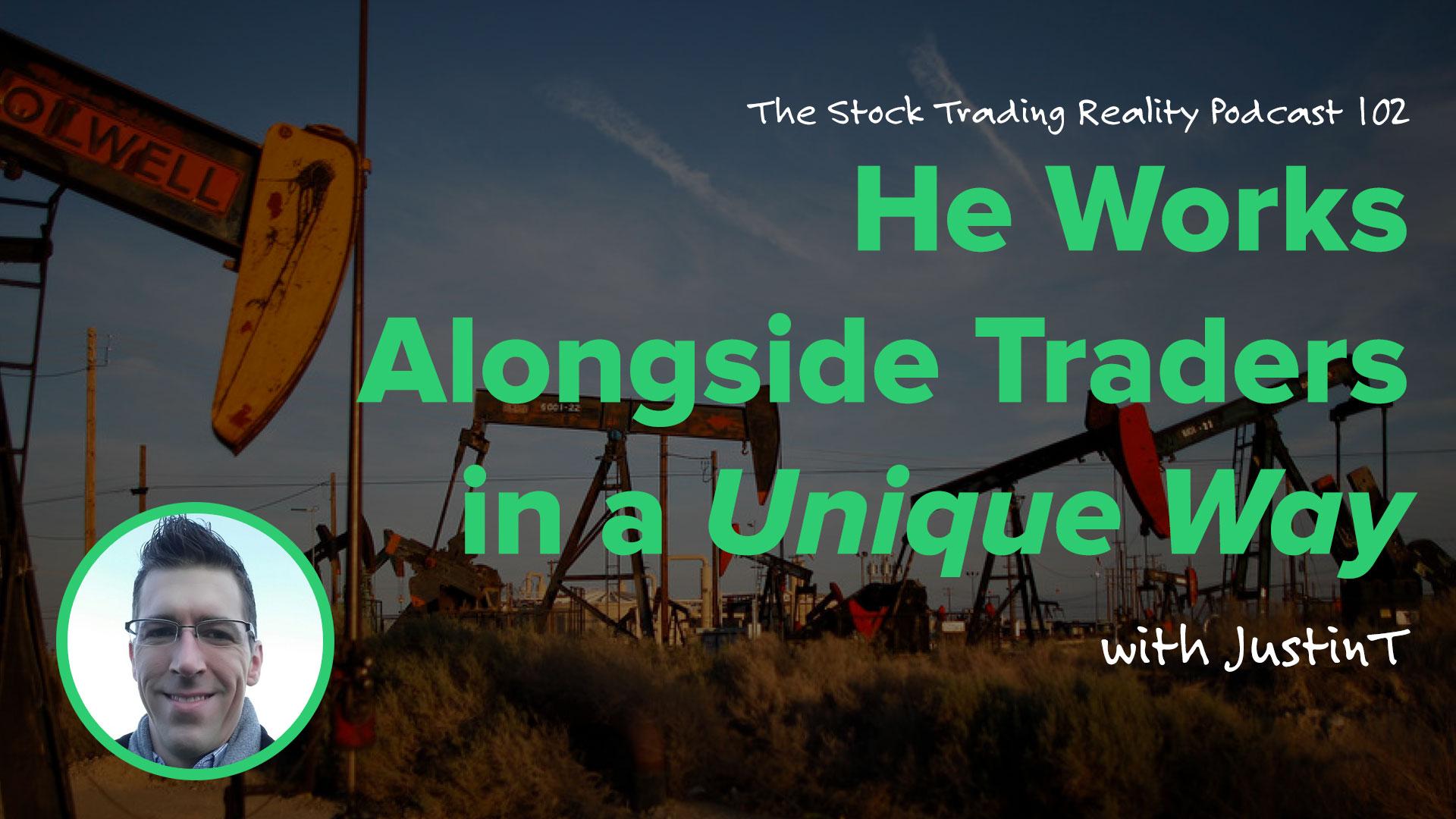 STR 102: He Works Alongside Traders in a Unique Way