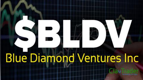 Blue Diamond Ventures Inc - $BLDV Stock Chart Technical Analysis