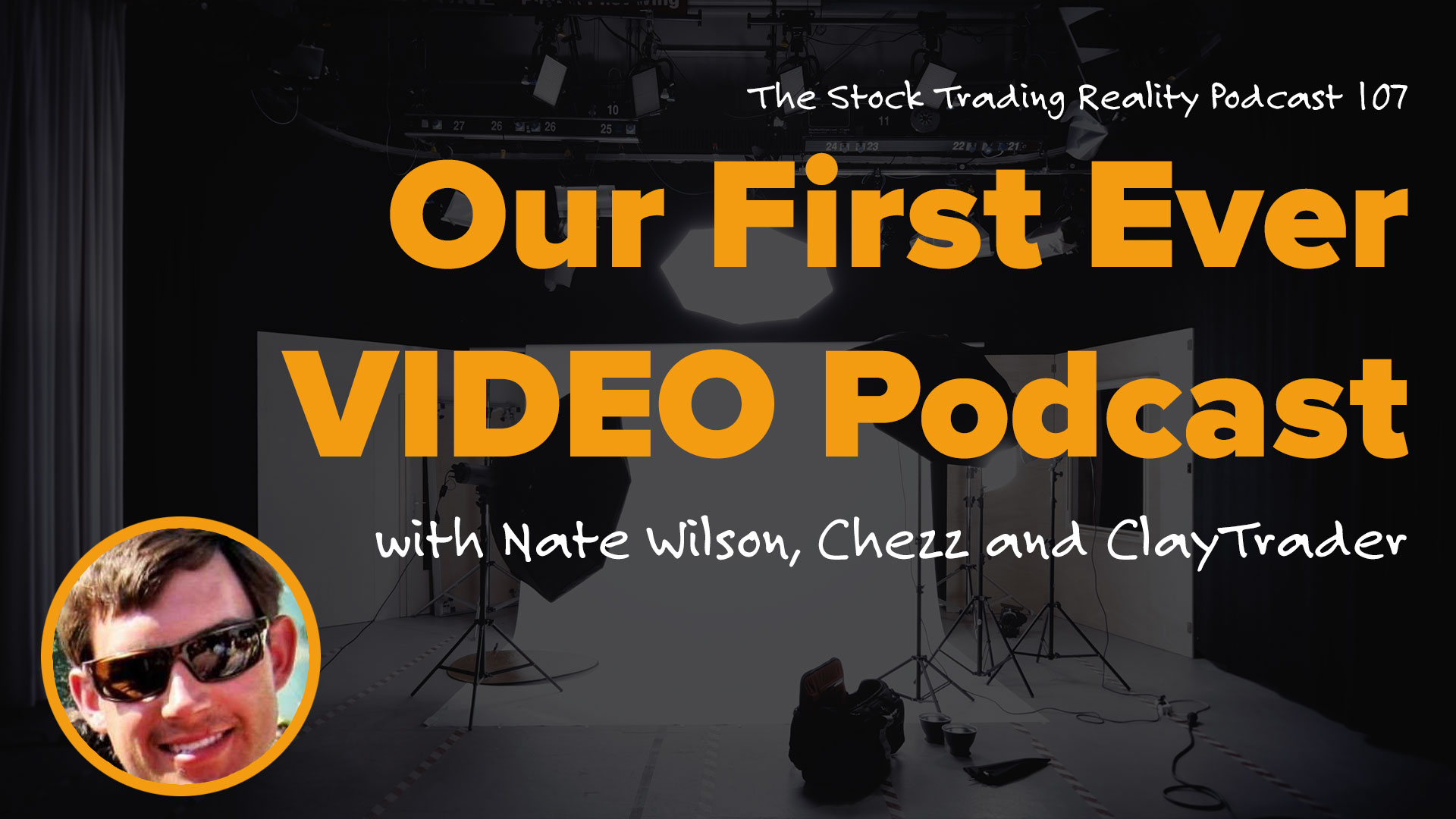 STR 107: Our First Ever VIDEO Podcast with Nate Wilson!