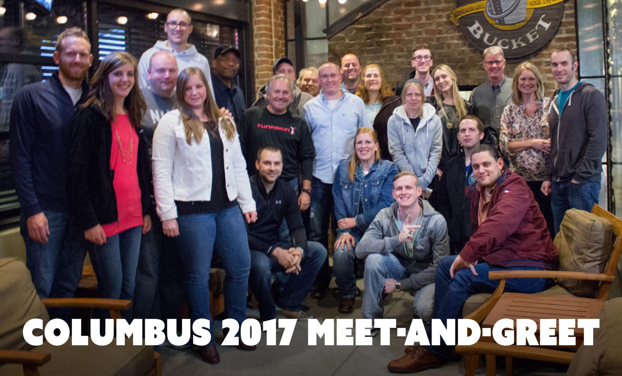 Columbus 2017 Meet-and-Greet