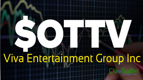Viva Entertainment Group Inc - $OTTV Stock Chart Technical Analysis