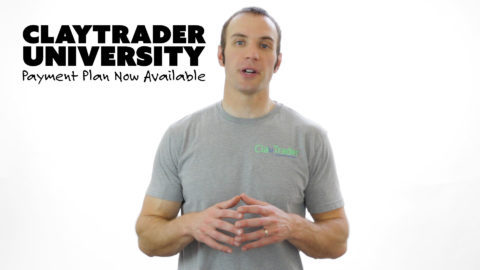 ClayTrader University Payment Plan Now Available