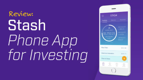 Review: Stash Phone App for Investing