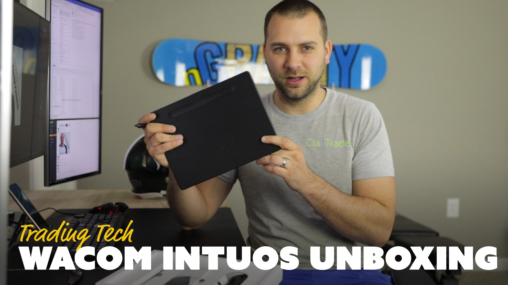 Wacom Intuos Unboxing