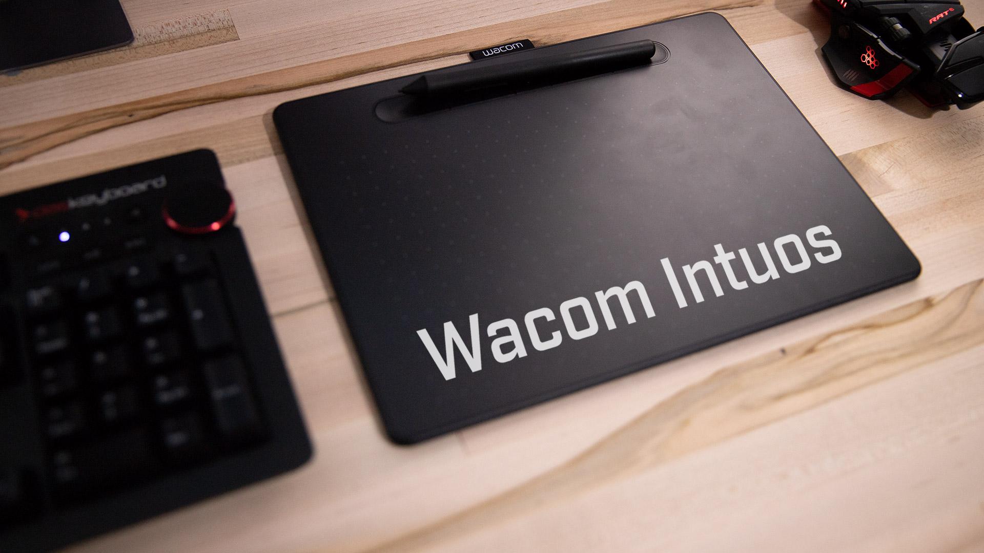 Wacom Intuos Trading Review