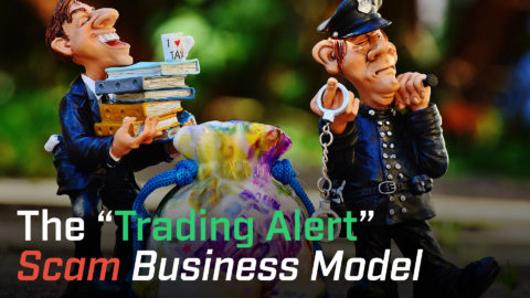 "The ""Trading Alert"" Scam Business Model"