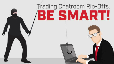 Trading Chatroom Rip-Offs. Be Smart!