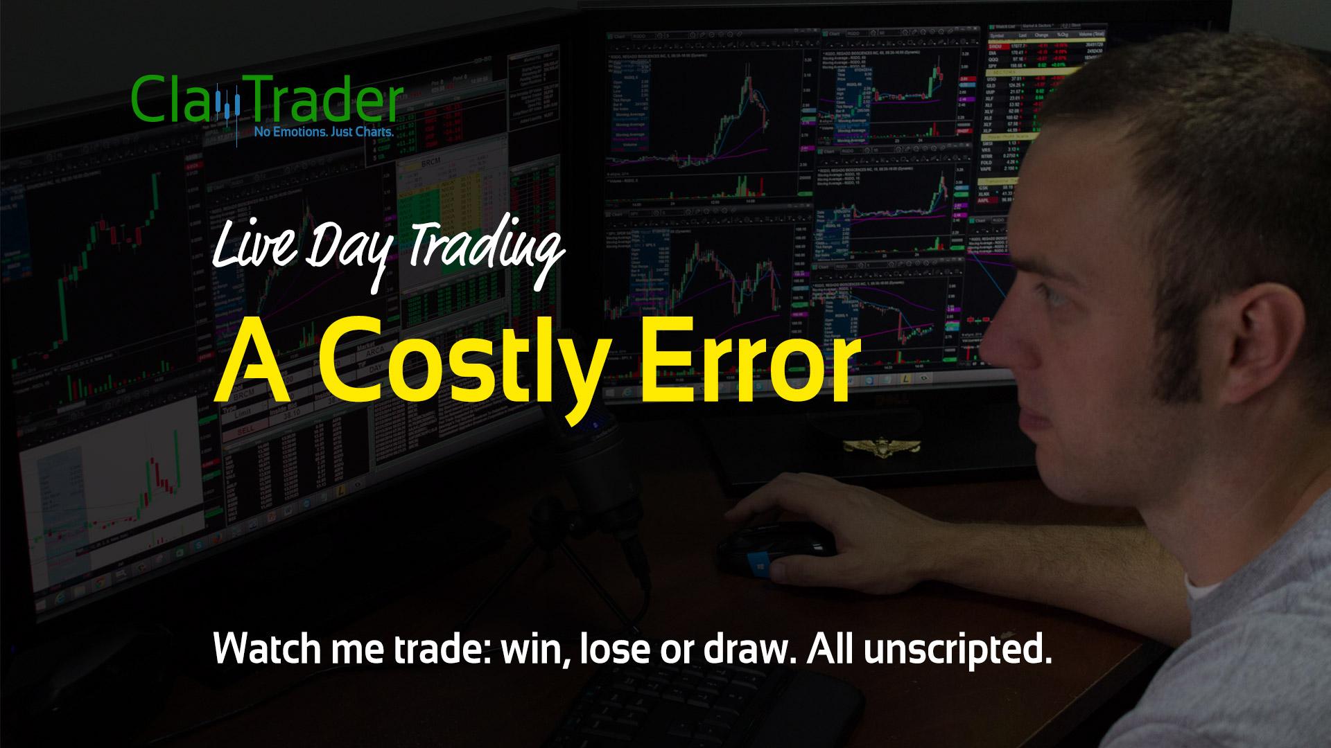 A Costly Error