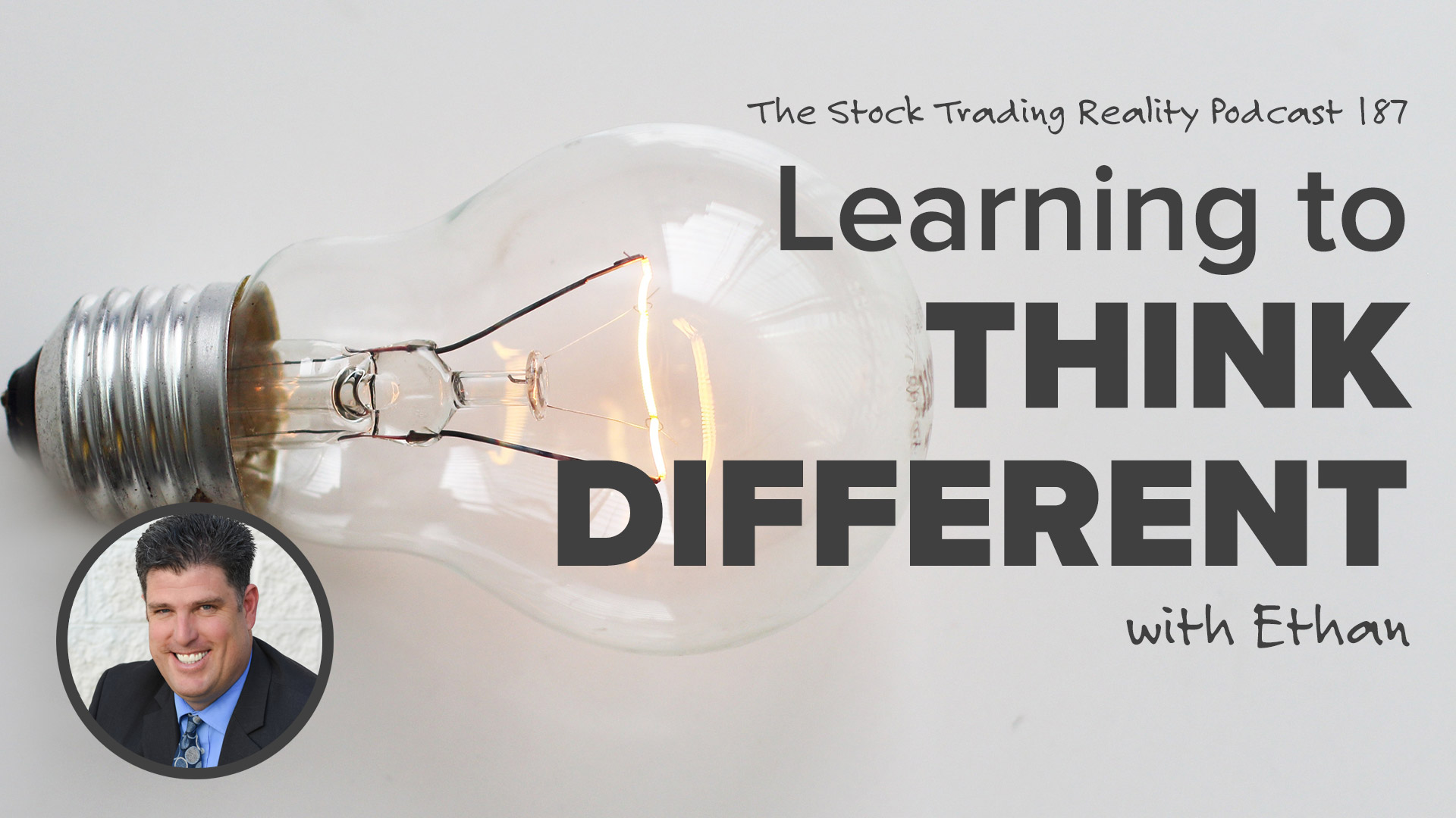 STR 187: Learning to Think Different