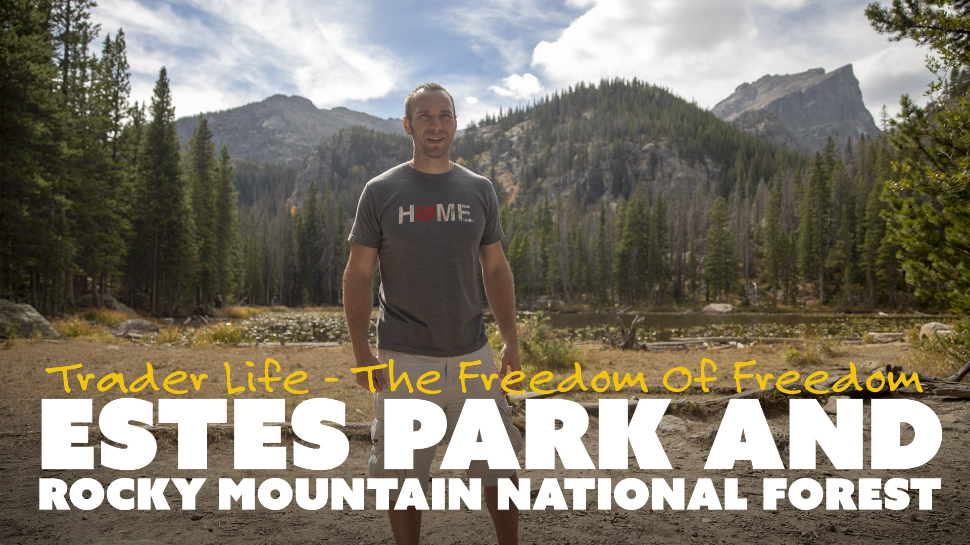 Estes Park and Rocky Mountain National Forest
