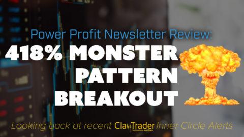 418% Monster Pattern Breakout