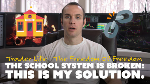 The School System is Broken: This is My Solution.