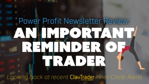 An Important Reminder of Trader Flexibility