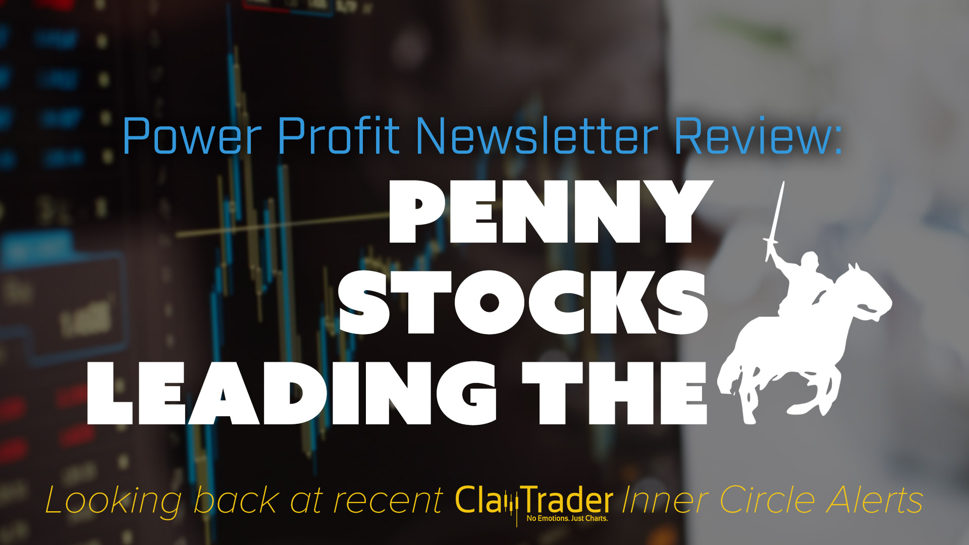 Penny Stocks Leading the Charge