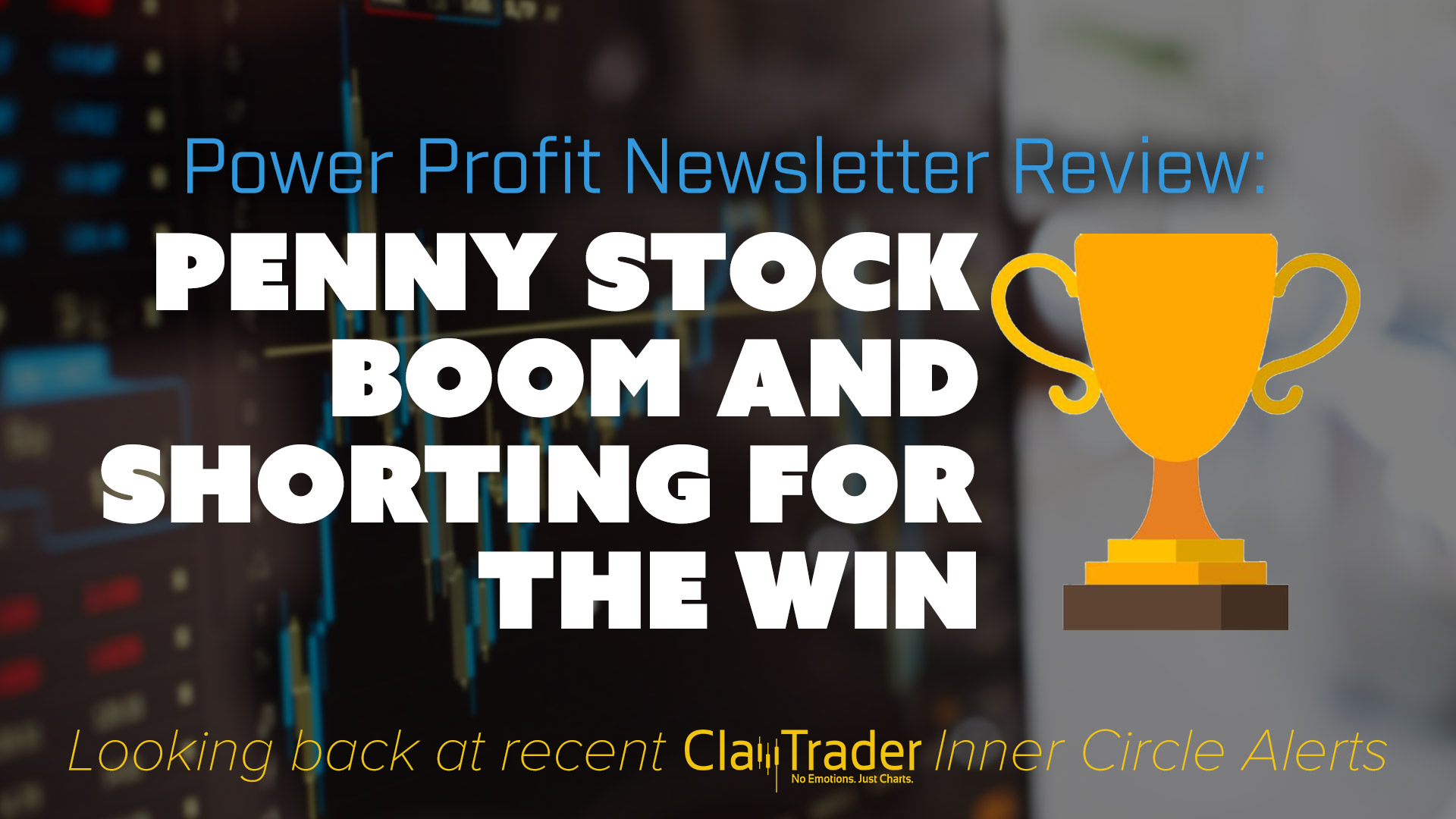 Penny Stock Boom and Shorting for the Win