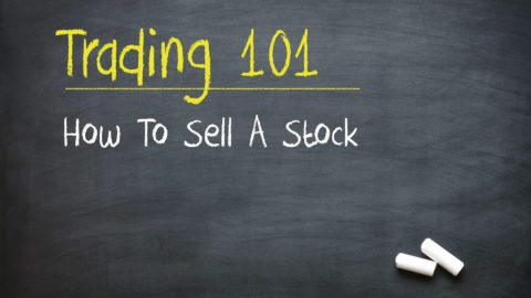How To Sell A Stock