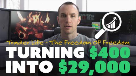 Turning $400 into $29,000