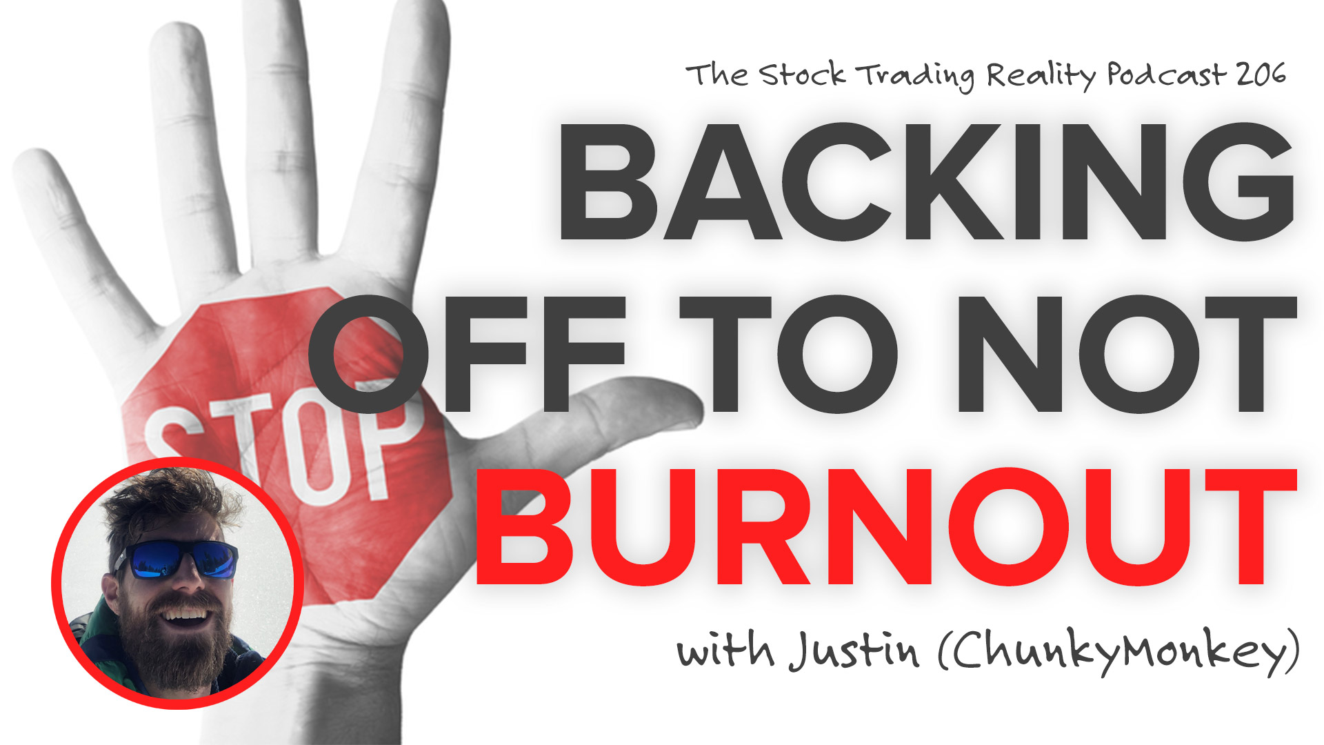 STR 206: Backing Off to Not Burnout