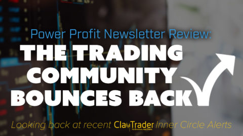 The Trading Community Bounces Back Strong