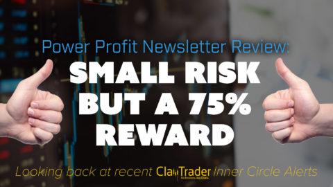Small Risk but a 75% Reward