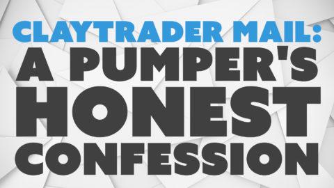 A Pumper's Honest Confession