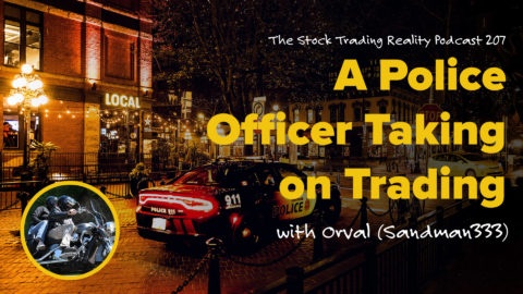 STR 207: A Police Officer Taking on Trading