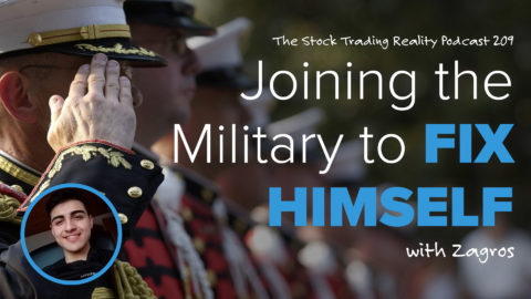 STR 209: Joining the Military to Fix Himself.