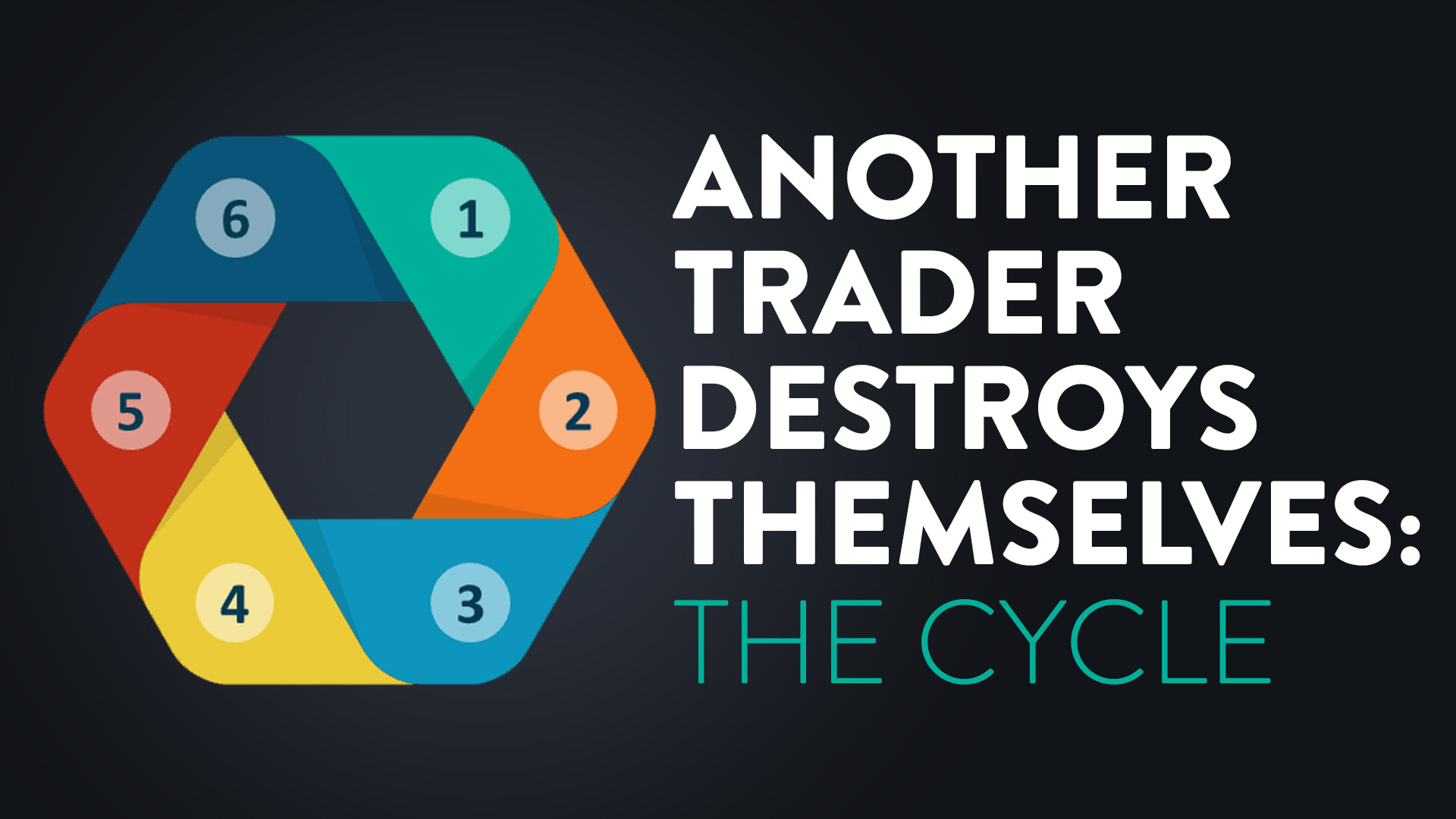 Another Trader Destroys Themselves: The Cycle